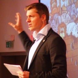 Gunther Verleger - BNI Business Network International / Neue Aufträge durch Empfehlungen - Stuttgart