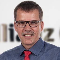 Uwe Springborn - Allianz Uwe Springborn - Berlin-Tegel in Reinickendorf