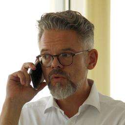 Hans M. Mantell - FRED Executive Search - Frankfurt