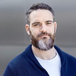 Andrew McKeever - Jung von Matt/TECH - Hamburg