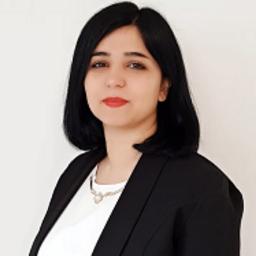 Masoumeh Falah - Alibaba.ir - Hamburg