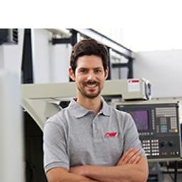 Nils Rückert - GK Werkzeugmaschinen GmbH - Stockstadt