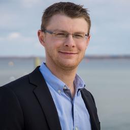 Philipp Stormer - WTSH Wirtschaftsförderung und Technologietransfer Schleswig-Holstein GmbH - Lübeck