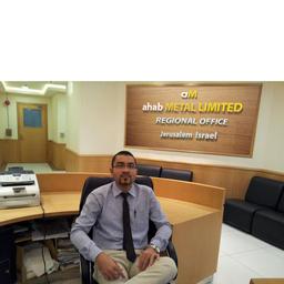 Ahmed Idris - Ahabmetal Ltd - Jerusalem
