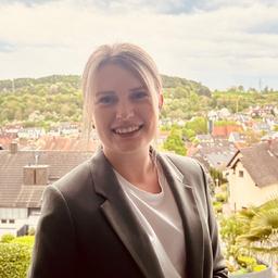 Jasmin Baumann Selbst Ndigerwerbende Dvag Deutsche