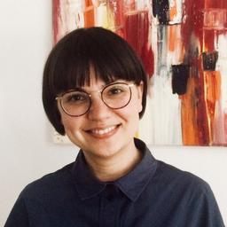 Viktoriya Semenova - BioID GmbH - Nürnberg