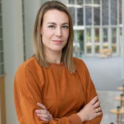 Julia Heitmann - JP | KOM GmbH - Düsseldorf