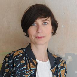 Prof. Diana Simon - HTW Dresden, Fakultät Gestaltung - Berlin