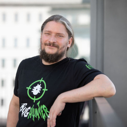 Roland Golla - Never Code Alone - Duisburg
