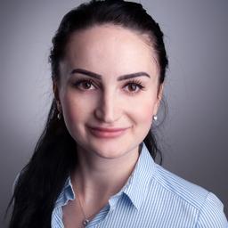 Malika Israpilova - SkyGate internetworking GmbH - Berlin