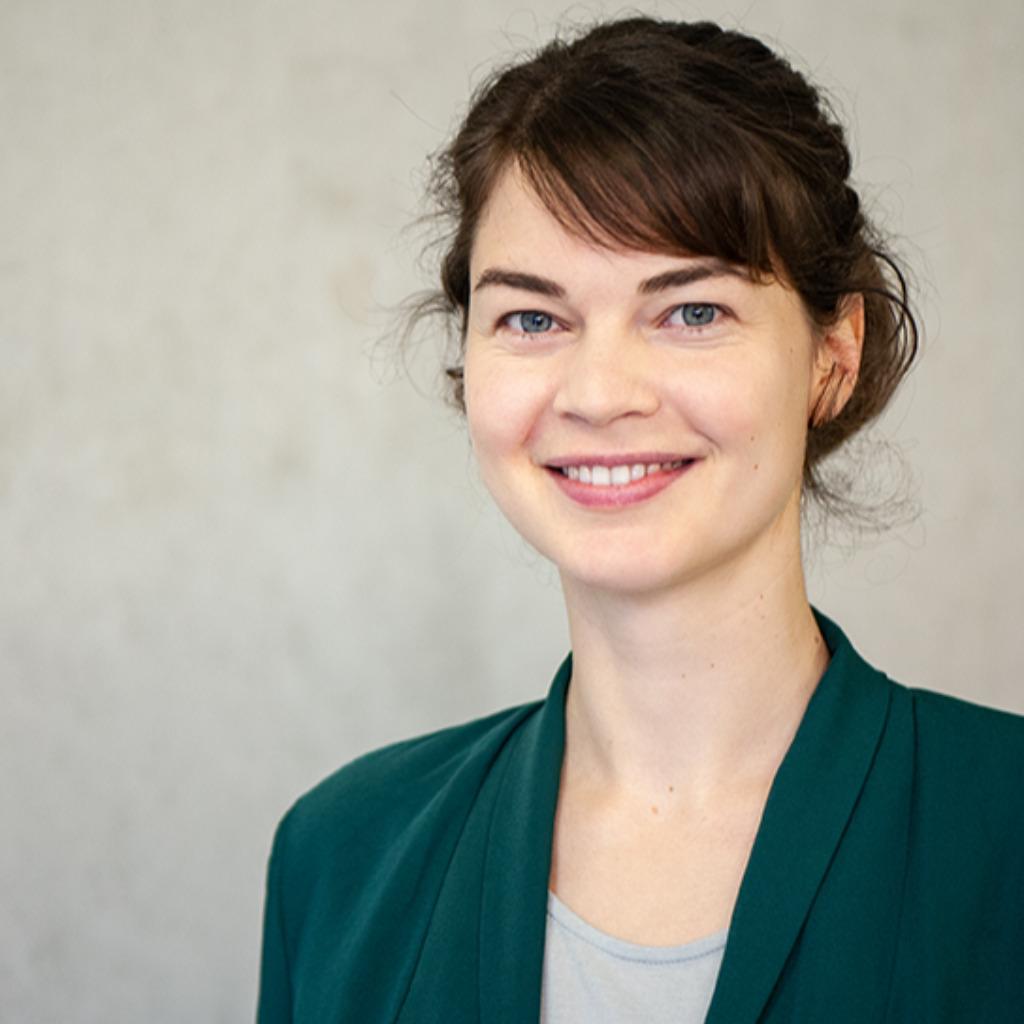 Anna Bernhardt anna luise bernhardt - wissenschaftliche mitarbeiterin