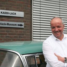 Thomas Grüner - KADDI-LACK  Manufaktur für Industrielacke - Dortmund