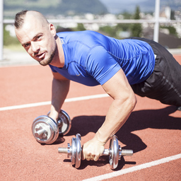 Michael Arnold - r-nold personal training - 6440 Brunnen