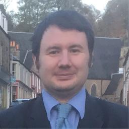 Alastair Majury - Majury Change Management - Dunblane