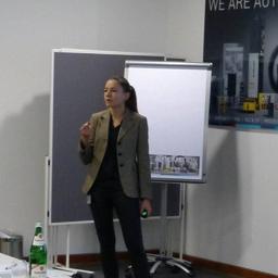 Margot Meissner - Robert Bosch GmbH - Stuttgart