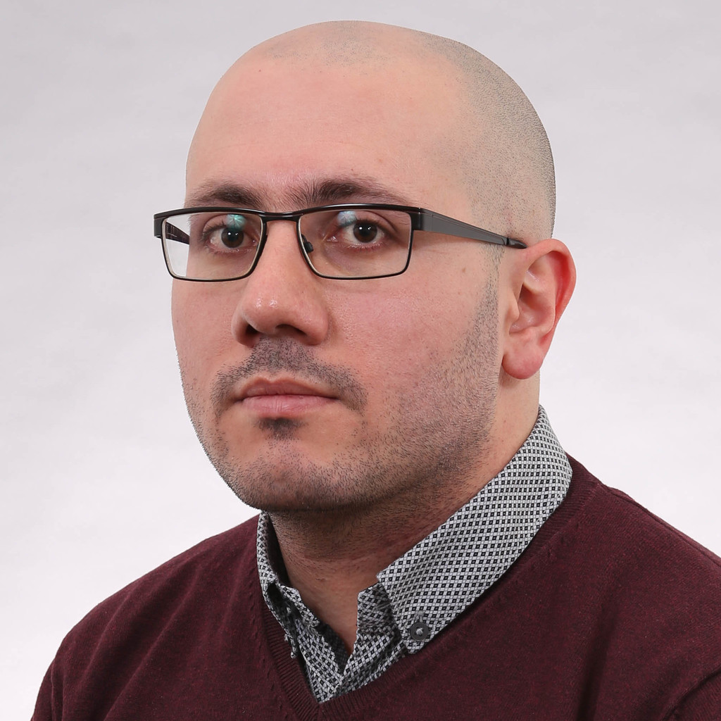 George alhajje junior solution consultant gesis for Junior consultant