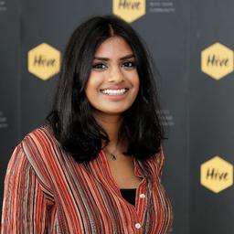 Farihah Chowhury - The Hive Network - London