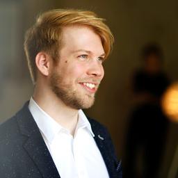 Björn Valentin - Impulse bC - Berlin