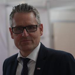 Matthias Betz - Deutsches Rotes Kreuz - Generalsekretariat - Berlin