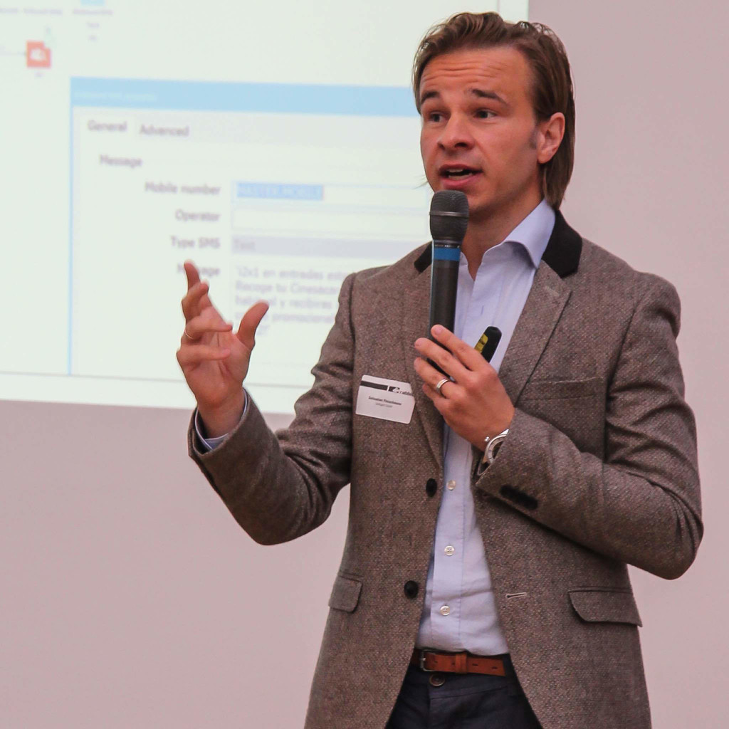 <b>Sebastian Fleischmann</b> - Sales Director Oracle Marketing Cloud - ORACLE ... - sebastian-fleischmann-foto.1024x1024