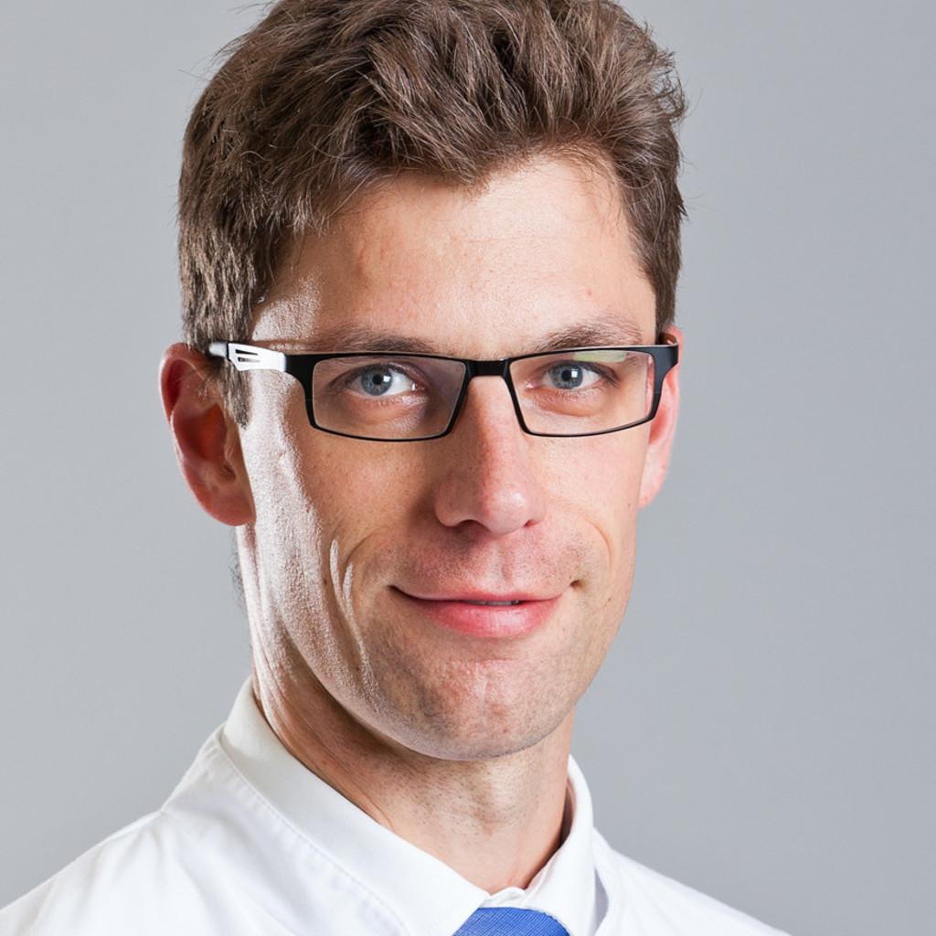 Prof. Dr. Patrick Meybohm - Direktor der Klinik und ...