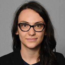 Velina Sirakova - Freie Universität Berlin - Berlin