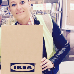 anna aubry yard operations manager ikea distribution. Black Bedroom Furniture Sets. Home Design Ideas