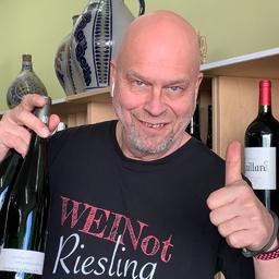 Ralf Fritz Barthel - Weinblatt, Ralf Barthel - Dortmund