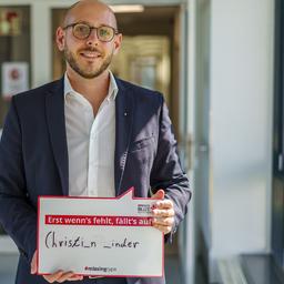 Christian Binder - DRK Blutspendedienst West gGmbH - Ratingen-Breitscheid
