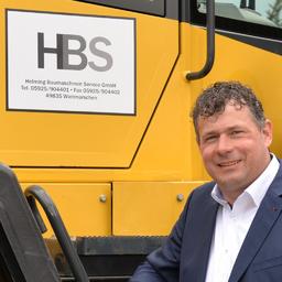 Jürgen Helming - Helming Baumaschinen Service GmbH 49835 Wietmarschen - Wietmarschen
