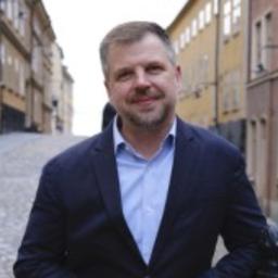 James Randolph - Telenor Connexion AB - Stockholm