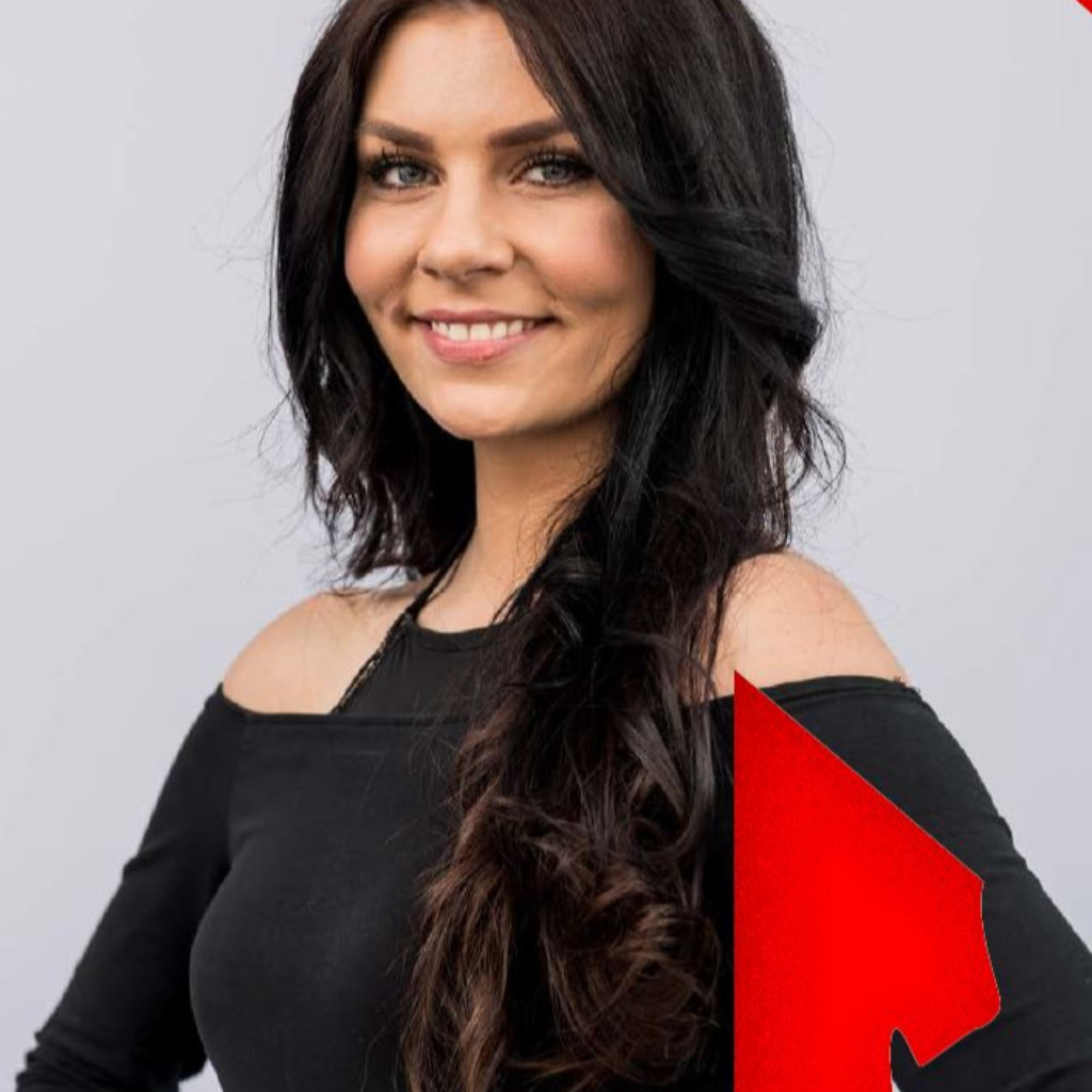 Natali Juhasz - Moderatorin/ Redakteurin im Hörfunk