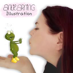 Antje Arning - Antje Arning Illustration - Bad Zwischenahn