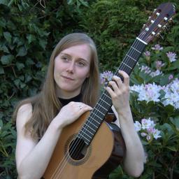 Claudia Kluck - Gitarrenstudio Rostock - Rostock