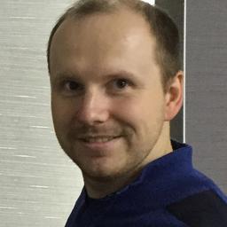 Alexander Kabakaev - Daimler TSS GmbH - Ulm