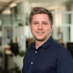 Eric Scharfenort - VTH neue Medien GmbH - Baden-Baden