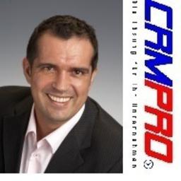 Markus Ludwig - CRMPRO GmbH - Der Profi für FlowFact CRM - Raubling
