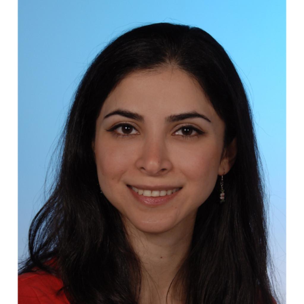 shirin siassi - technical services advisor