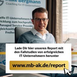 Mike Bergmann - visoma gmbh - Uelzen