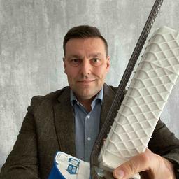 Andreas Schmidt - WeGo Systembaustoffe GmbH - Oberhausen