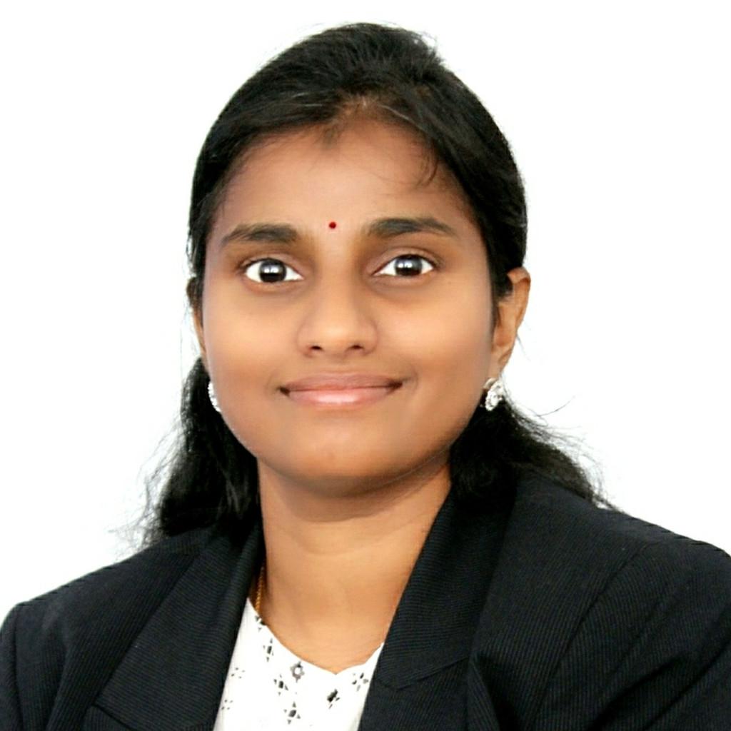 Maheswari ANDE's profile picture