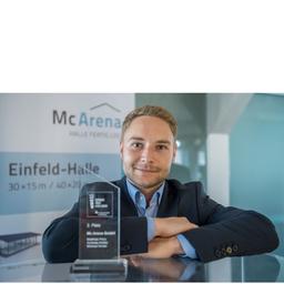 Matthias Prinz - McArena GmbH - Backnang