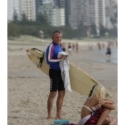 Prof. Dave Hall - Surflife Australia - Gold Coast