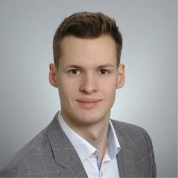 Joshua Luthin - Köster GmbH - Georgsmarienhütte
