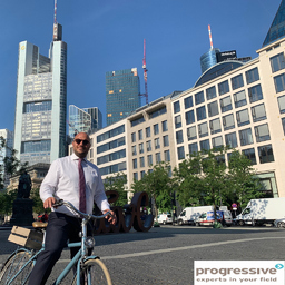 Hutan M. Fatemi - Progressive, ein Geschäftszweig von SThree - Frankfurt am Main