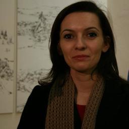 Iwona Rozbiewska - AKADEMIE DER BILDENDEN KÜNSTE,  MÜNCHEN - München