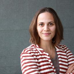 Oksana Borodin's profile picture