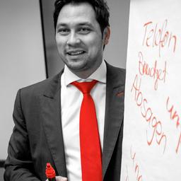 Daniel Enz - enz coaching für Verkauf & Kommunikation - St. Gallen