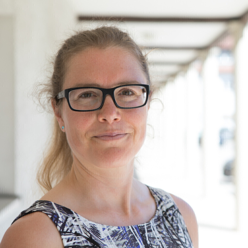 Sandra Gässler Gründungsberaterin Eberhard Karls