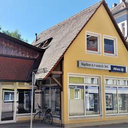 Dane Friedrich - Allianz Näpflein & Friedrich OHG - Gunzenhausen